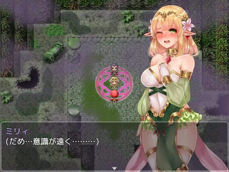 ミリィと生贄の森あらすじ紹介