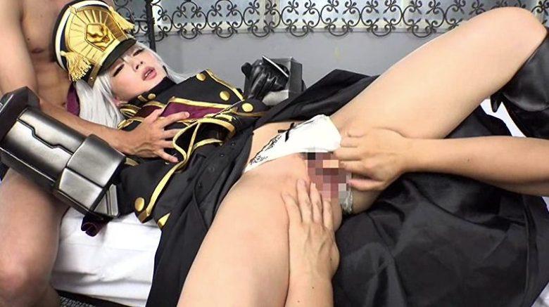 人気AV女優波木はるか×アニメコスプレ~本能剥き出しディープキス中出し性交~ サンプル画像